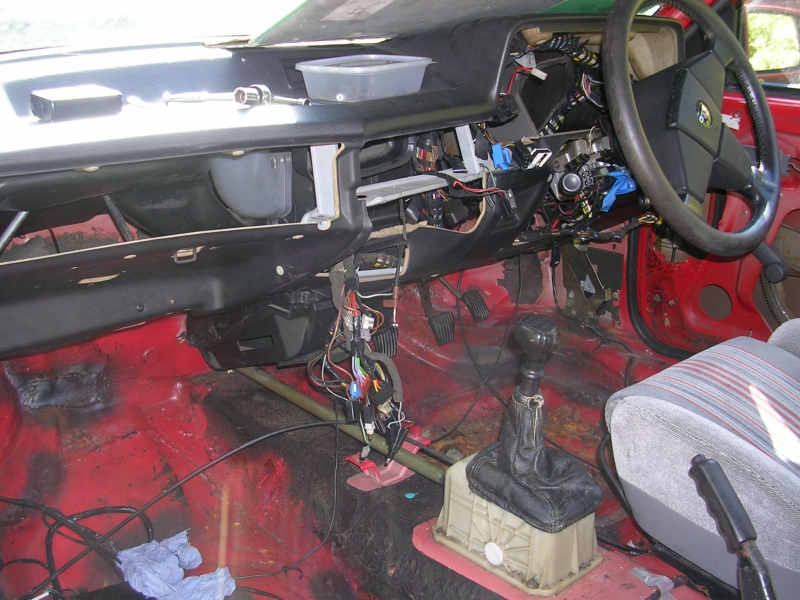 1988 Vauxhall astra GTE 16v project track day Jan 16 Retro Rides