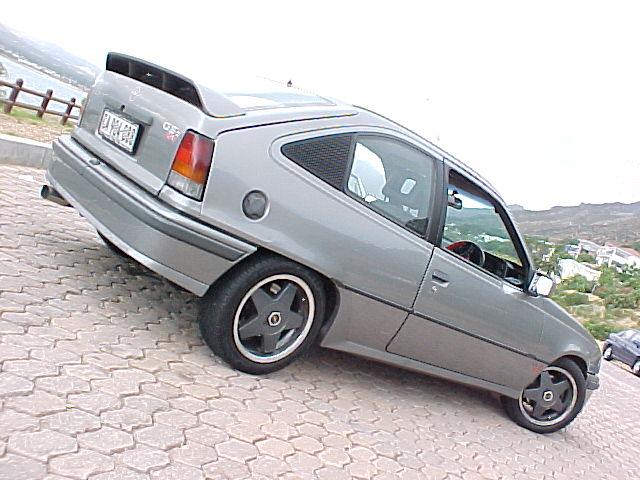 Opel Kadett Gsi Tuning. Opel Kadett GSi Superboss